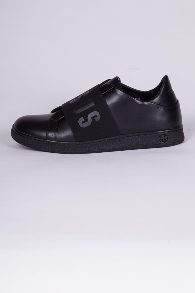 Versus Versace Logo Band Trainers Black
