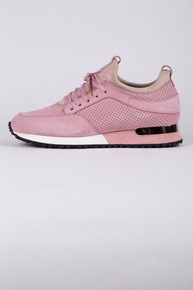 Mallet Footwear Archway 1.0 Trainers Pink