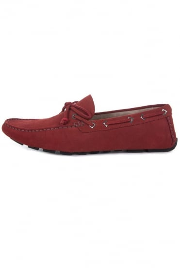 Truman Shoes Red