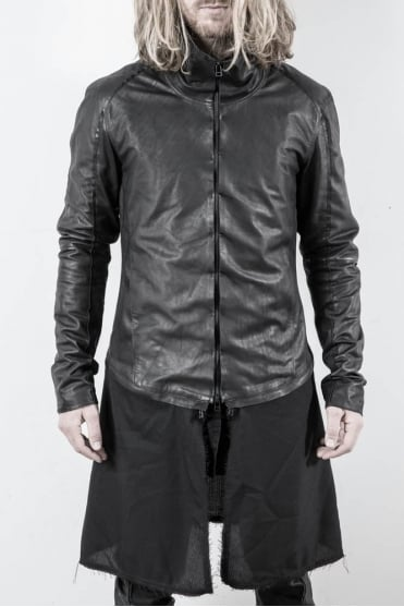 Utina Leather Jacket Black