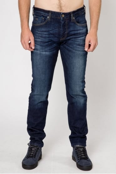 Ralston Beaten Track Jeans Blue