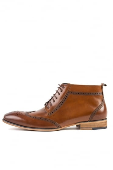 Padstow Boots Brown