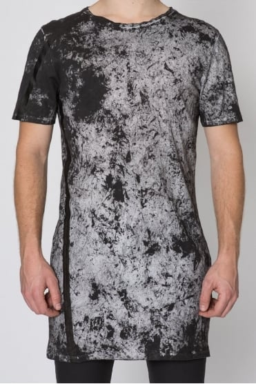 Acute T-Shirt Black Snow