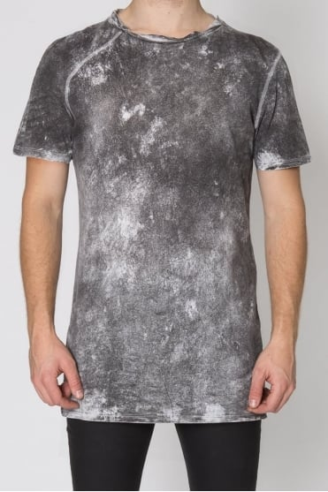 Respire T-Shirt Grey Snow