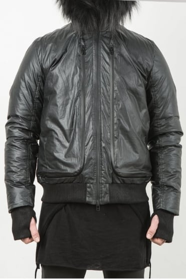 Tundra Down Jacket Black