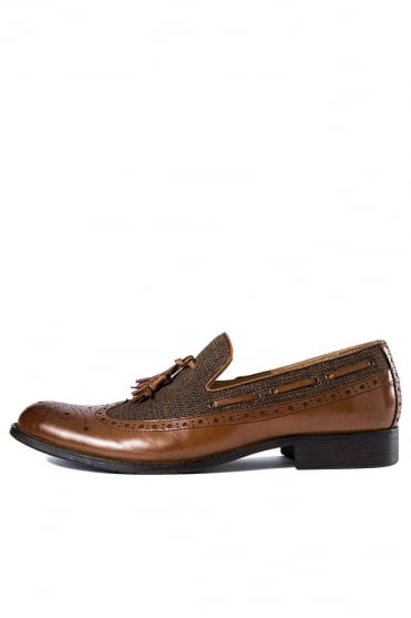 Nauvarro Shoes Brown