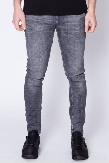Dart Super Skinny Jeans Black Wash