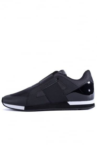 Rapid Reflective Mesh Trainers Black