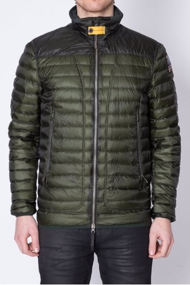 Arthur Lightweight Jacket Green