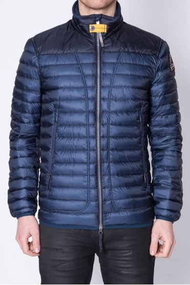 Arthur Lightweight Jacket Navy