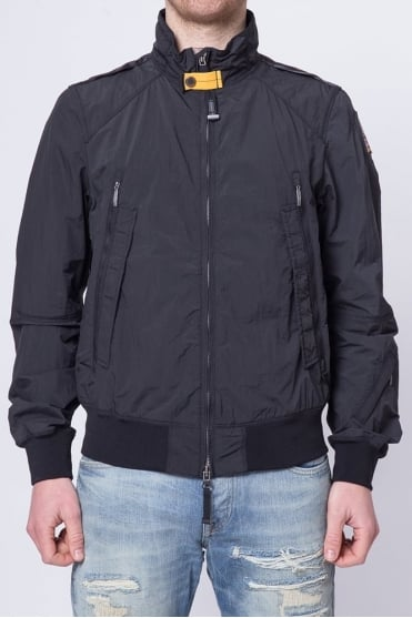 Celsius Windbreaker Jacket Black