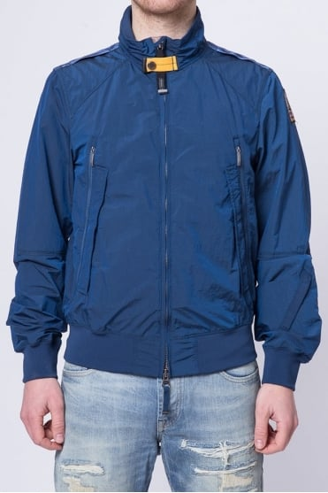 Celsius Windbreaker Jacket Blue