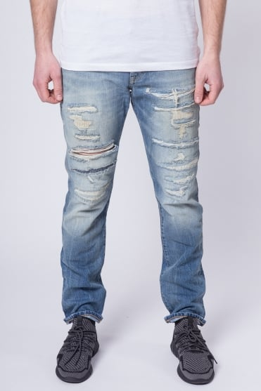 Ralston Hero 1 Regular Jeans Light Blue