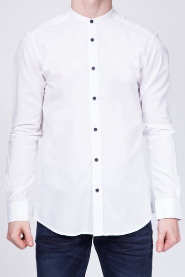 Cole Shirt White