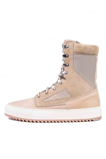 Tactical Boots 117 Beige