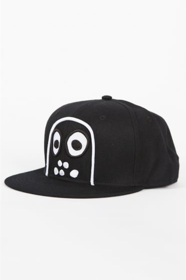 Little Buddy Snapback Black