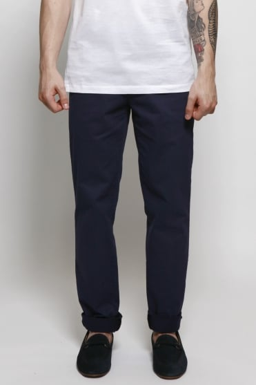 Enzo Chino Trousers Navy