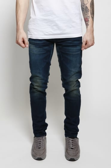 Phaidon Slim Fit Jeans Blue