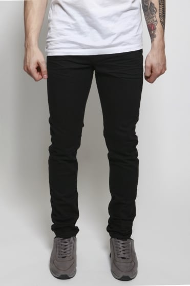 Ralston Regular Slim Jeans Black