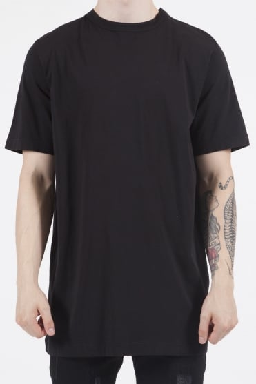Jubilee Back Logo T-Shirt Black