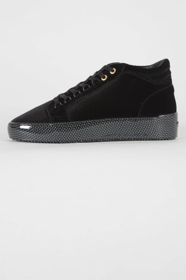 Propulsion Mid Carbon Trainers Black