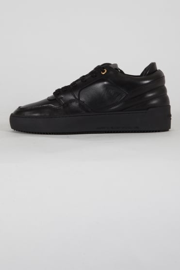 Omega Low 317 Trainers Black