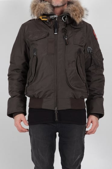 Gobi Jacket Dark Green