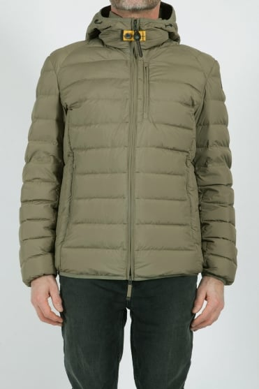 Last Minute Man Jacket Army Green