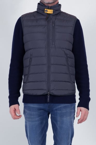 Perfect Gilet Blue/Black