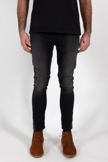 Dart Super Skinny Fit Jeans Faded Black