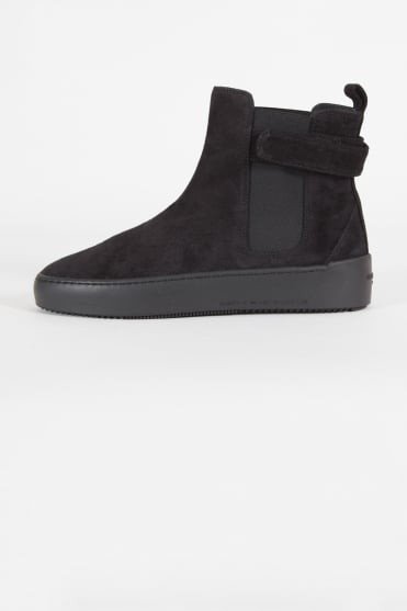 Sunset Chelsea Boots Black