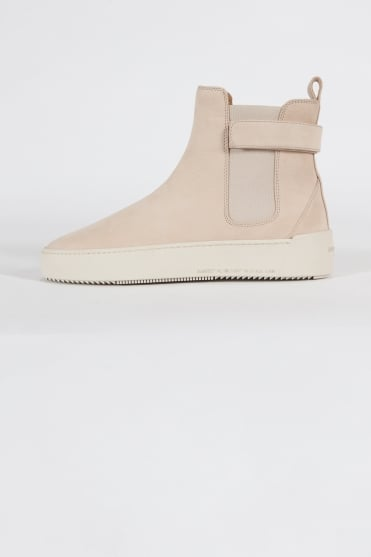 Sunset Chelsea Boots Beige