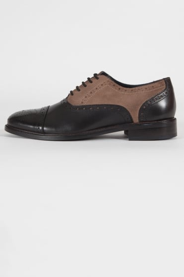 Saviero Shoes Black