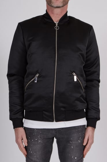 Formula Reversible Jacket Black