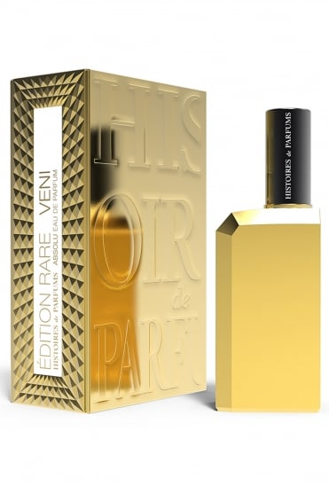 Veni Fragrance 60ml Gold