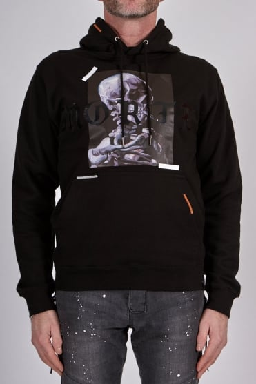 Morte Hooded Sweatshirt Black